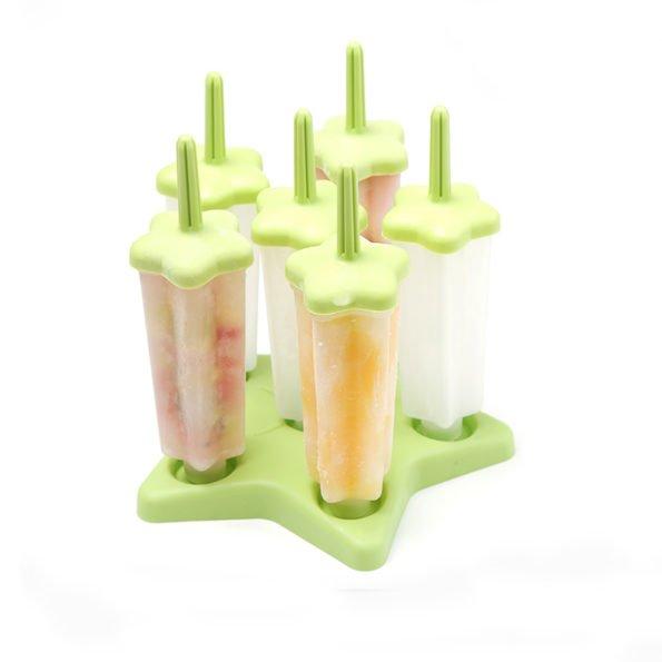 Combo khuôn làm kem nhựa cao cấp THome T06