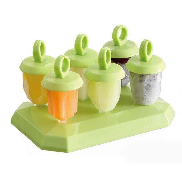 Combo khuôn làm kem THome nhựa cao cấp giá rẻ