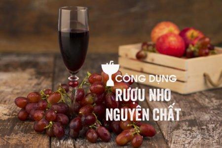 Cách làm rượu nho tại nhà ngon