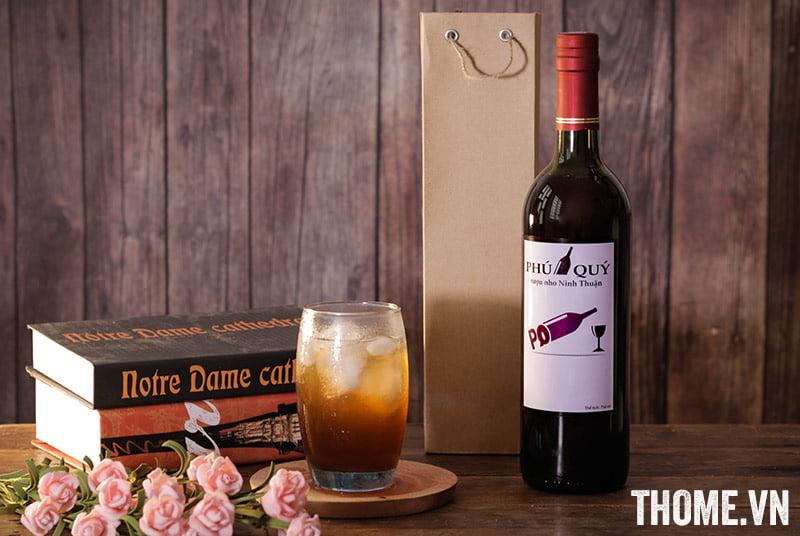 Cách làm rượu nho ngon tại nhà