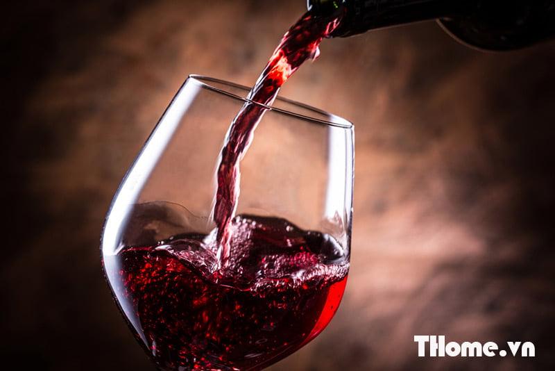 Công dụng của rượu nho