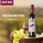 Rượu nho Ninh Thuận ngon, giá rẻ ở HCM
