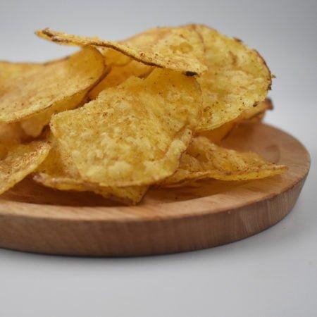 Khoai tây sấy giòn Đà Lạt vị Thái Anfafoco